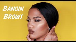 Eye Brow Tutorial | MakeupShayla