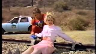 Once A Hero--Railroad Tracks