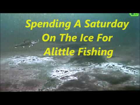 A Day On The Ice At Blackstrap Reservoir