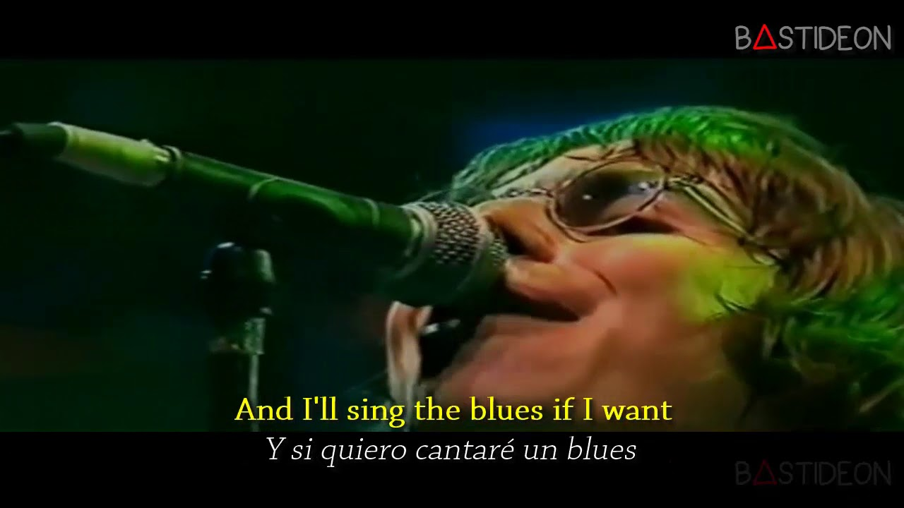 Oasis Don T Look Back In Anger Sub Español Lyrics Youtube