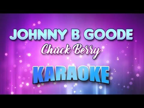 Johnny B Goode - Chuck Berry (Karaoke version with Lyrics)