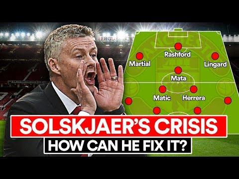 SOLSKJAER'S MAN UTD CRISIS: HOW HE CAN FIX IT