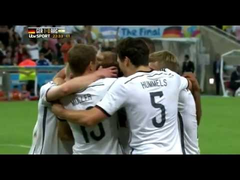 Germany 1:0 Argentina  Full Highlights english