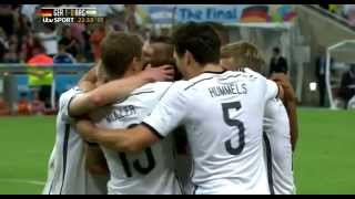 Germany 1:0 Argentina  Full Highlights (english)