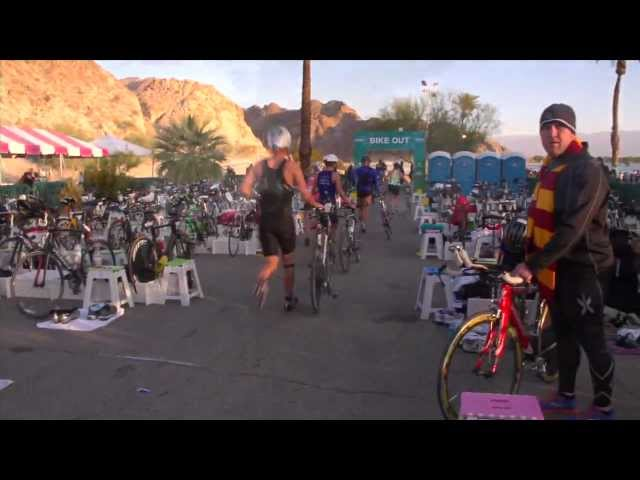 HITS Triathlon Series Inaugural Event -  Palm Springs, CA