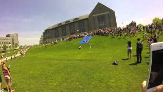 Marist College Class of 2015 Slip and Slide