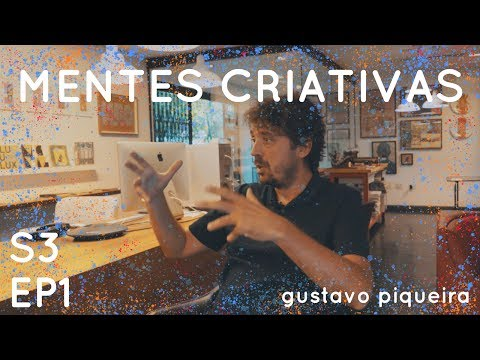 REPENSANDO DESIGN - Gustavo Piqueira | CREATIVE MINDS EP1 S03