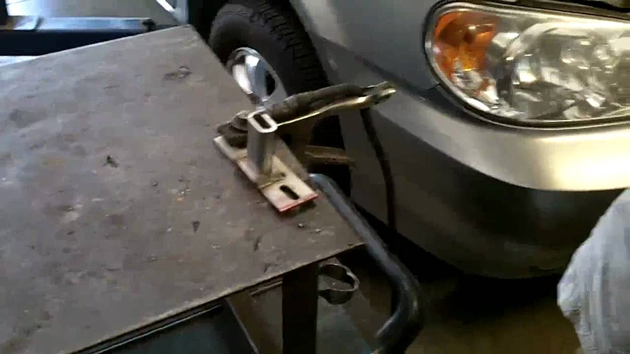 Lous Custom Exhaust >> Ford F350 Stacks Install part two - YouTube
