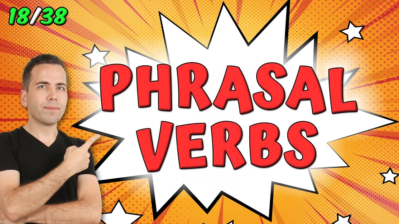 Phrasal Verbs 18/38: Get over, Get rid of, Get round, Get through, Get to, Get together