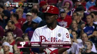 Philadelphia Phillies   New York Mets August 24 2015