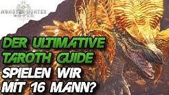 Monster Hunter World - Der ultimative Taroth Guide, Verfolgungs/Belohnungsstufe erklärt - MHW