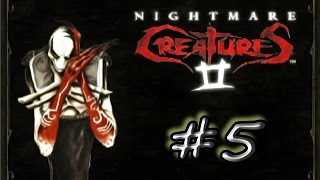 Nightmare Creatures 2 | Playstation | Walkthrough Gameplay | Part #5