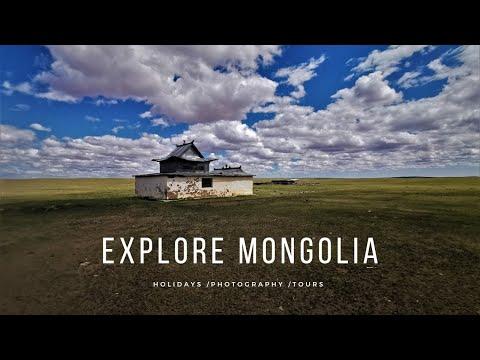Mongolia Gobi Trip #Adventuretrips #Holidays #Tours