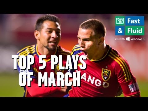 Fast & Fluid Top 5 Plays of March