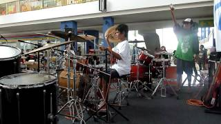 Avenged Sevenfold - Beast and The Harlot at Sunday Drumming 8