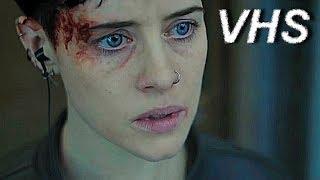 Девушка, которая застряла в паутине - Трейлер 2 на русском - VHSник