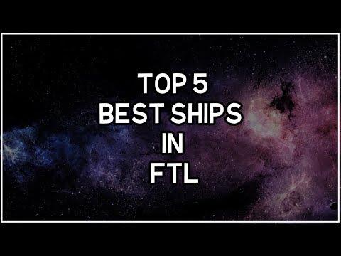 [FTL] Top 5 Best Ships in FTL
