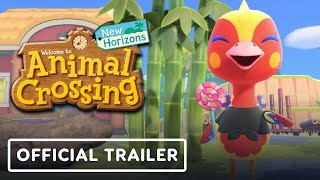 Animal Crossing: New Horizons - Version 2.0 Free Update Official Trailer