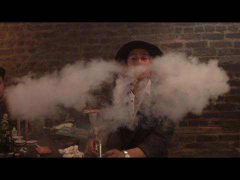 E-Cigs: The X Games of Vaping | Mashable