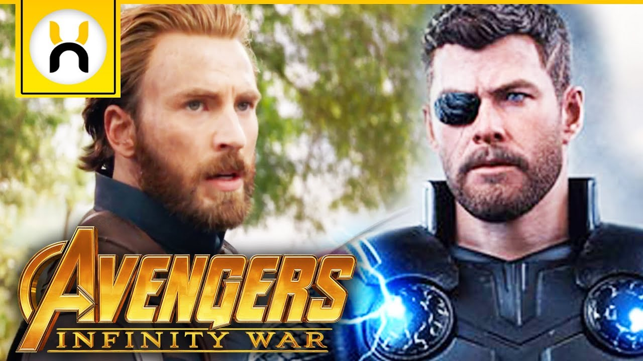 Captain America & Thor Reunion Scene Revealed | Avengers Infinity War