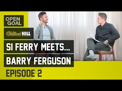 Si Ferry Meets...Barry Ferguson Episode 2 - Treble, Moving to Blackburn, Rangers Return, PLG