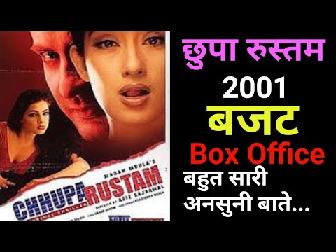 Chhupa Rustam Movie 2001 Boxoffice Budget Unknown Facts from YouTube · Duration:  5 minutes 1 seconds