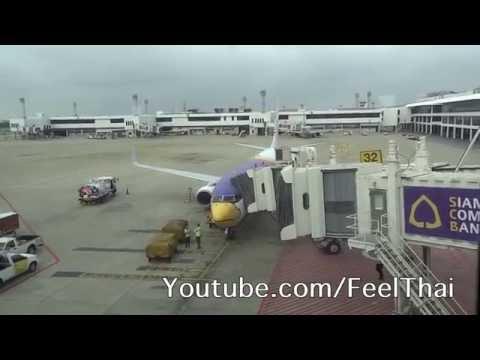 ริวิวนกแอร์กรุงเทพ-เชียงใหม่ มือใหม่  Bangkok to Chiang mai Nok Air flight revew DMK to CNX