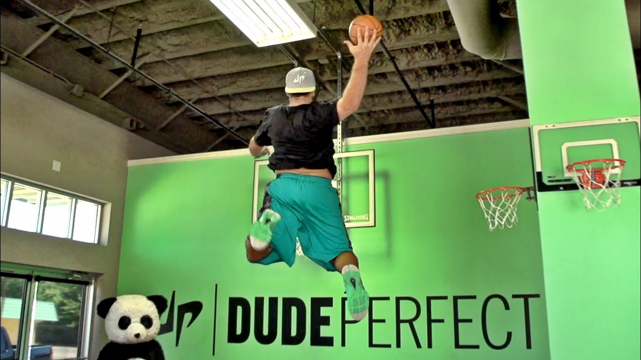 Old Office Edition | Dude Perfect - YouTube