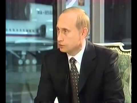 Putin 1999  (Click on the Subtitles/CC button for English subtitles)