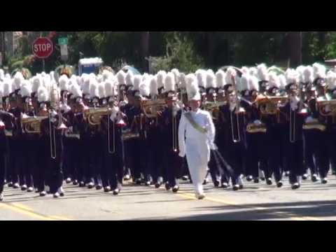 Diamond Bar HS - The Voice of the Guns - 2016 Placentia Band Review