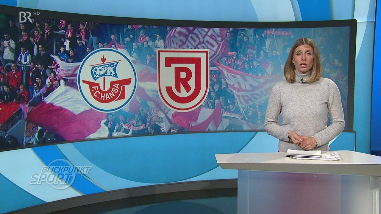 Jahn Regensburg Hansa Rostock