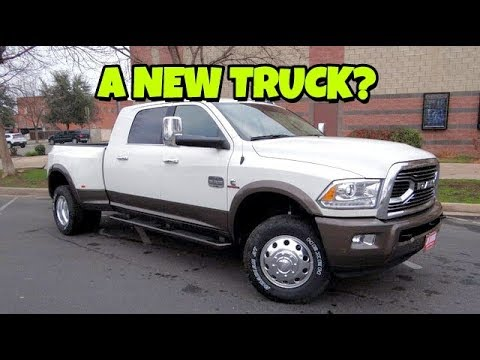 Buying a new Heavy Duty Pickup truck!  The search begins!