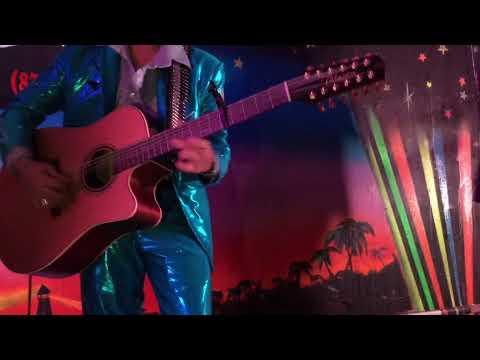 Ariel Camacho en Salinas CA 2014.