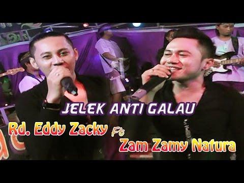 Eddy Zacky Feat Zamzamy Natura ~ Jelek Anti Galau -  |Live in Kapetakan