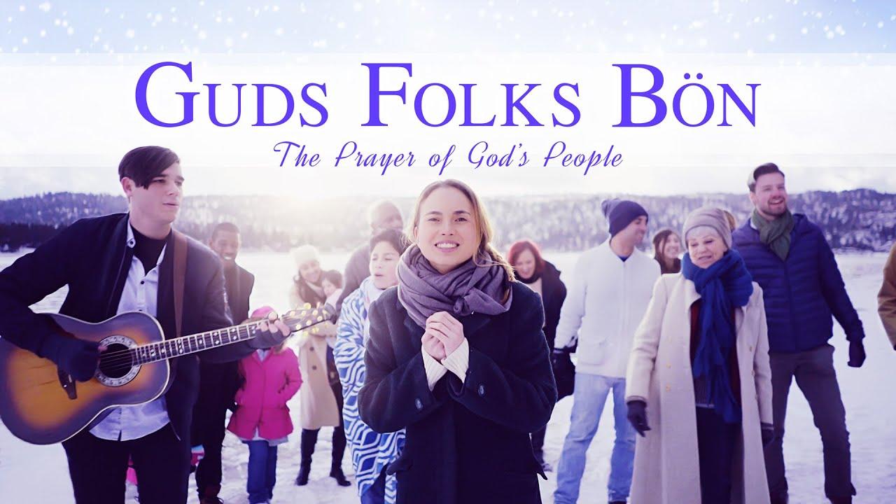 "Kristen musik - ""Guds folks bön"" Lev i Guds ljus"
