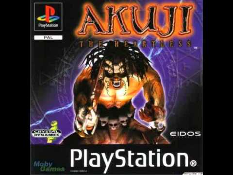 Akuji the Heartless Soundtrack ( Pluton ) The Temple of Tears