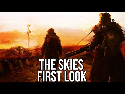 The Skies (Free MMORPG): Watcha Playin'? Gameplay First Look (Early Access)