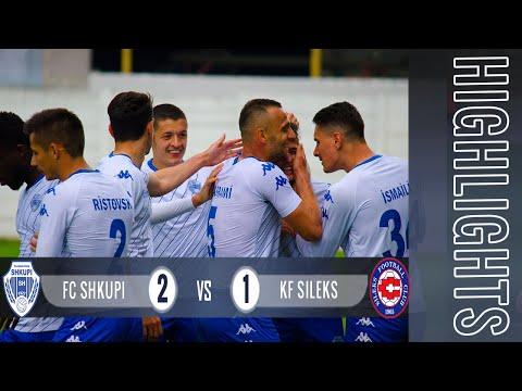 HIGHLIGHTS | FC Shkupi Vs KF Sileks 2-1 (2-0)