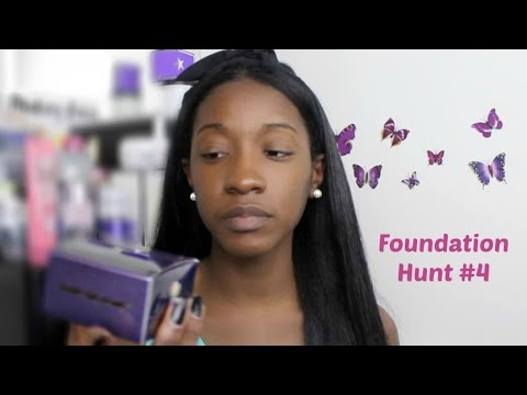 Foundation Hunt #4: NEW! Tarte Double Duty Beauty Empowered Hybrid Gel Foundation (Deep Sand)