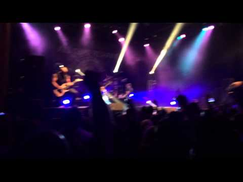 All That Remains- Stand Up Live Denver 5/30/15