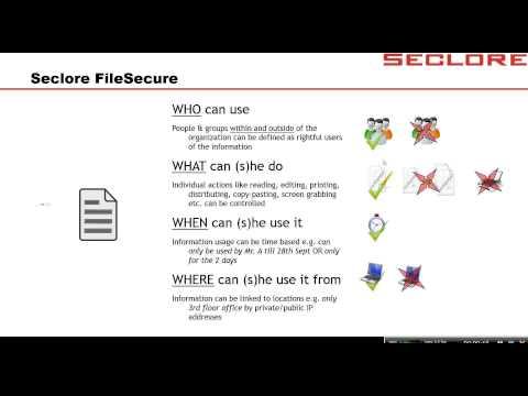 GigaSafe - McAfee Host DLP Demonstration | Doovi