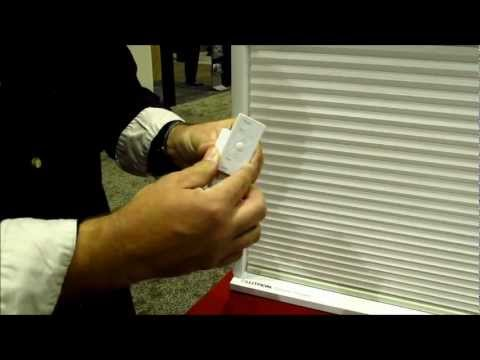 Lutron Serena Battery Powered Cellular Shades by 3 Blind Mice - San Diego