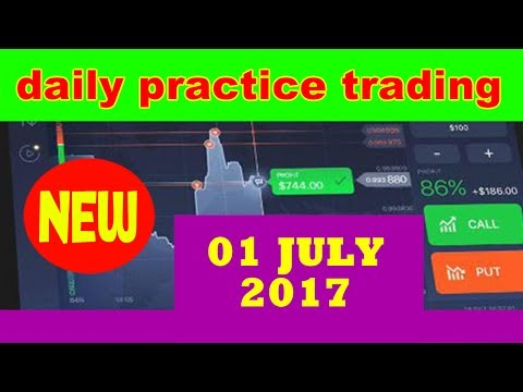 ⭐️binary options trading journal