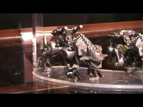 Transformers ROTF Legends Class figures - Toy Fair 2010