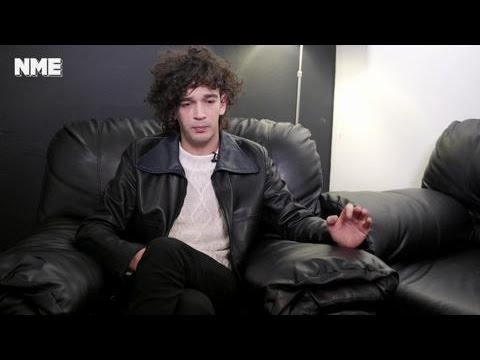 The 1975's Matty Healy talks about writing 'I Like It When You Sleep For You Are So Beautiful Yet So