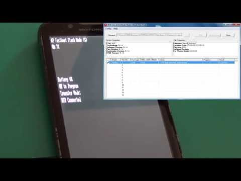 FLASH Jelly Bean (4.1.2 Leak 3) ATRIX 2 Unbreaking