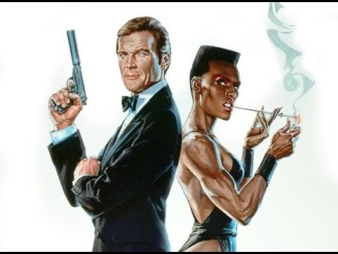 007 REVIEWS A View To A Kill (1985)