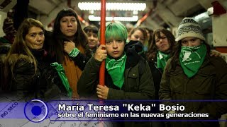 Entrevista a Keka Bosio, militante feminista