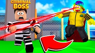 USING SUPERPOWERS TO ARREST CRIMINALS! *OVERPOWERED* (Roblox Mad City)