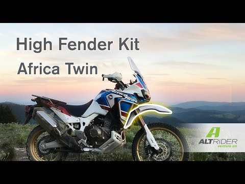 Thumbnail for AltRider Africa Twin High Fender Kit